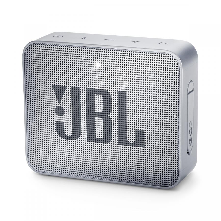 Портативная bluetooth колонка JBL Go 2 серая