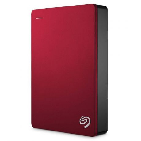 "Внешний HDD Seagate 4 TB Backup Plus Portable красный, 2.5"", USB 3.0"