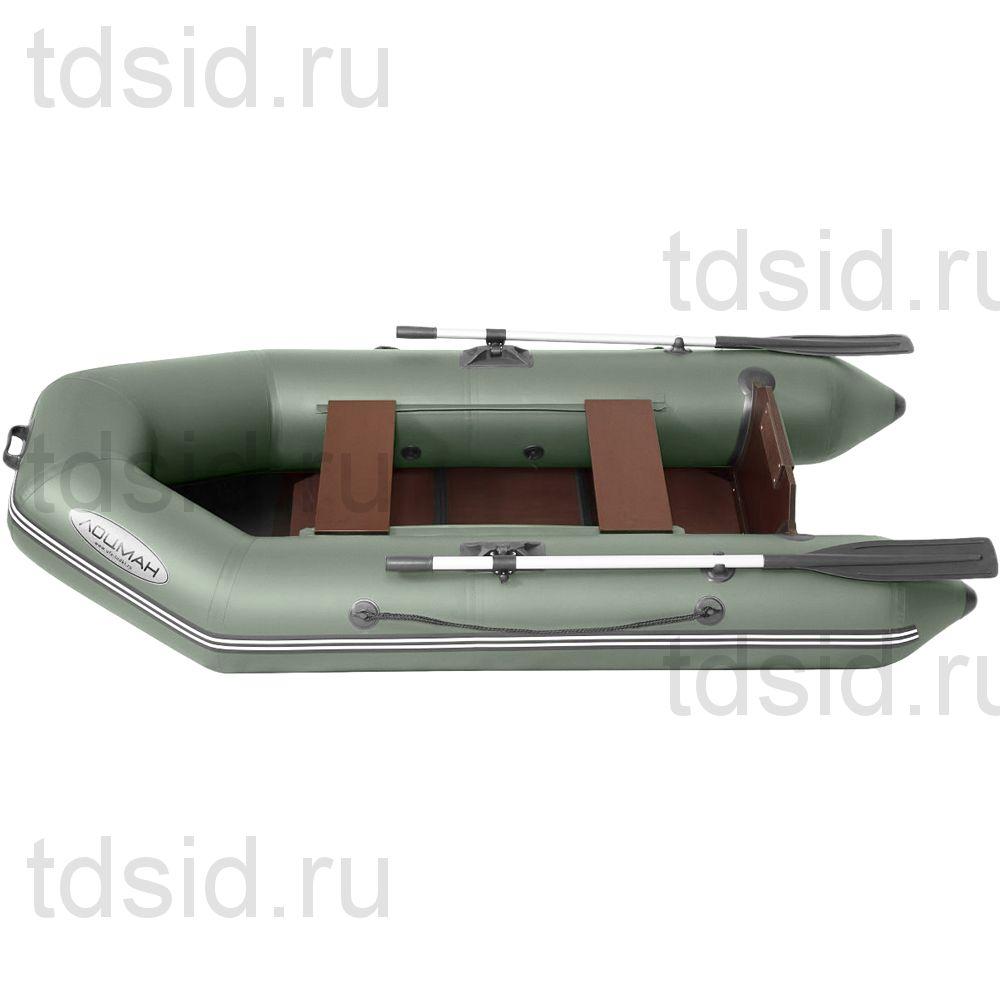 Лодка моторно -гребная ПВХ Лоцман М-280 ЖС