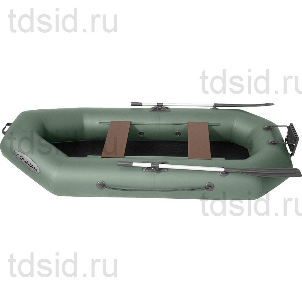 Лодка гребная ПВХ Лоцман С-260 П