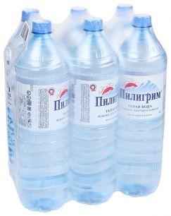 Доставка воды Пилигрим 1,5л. (6шт.) не газированная