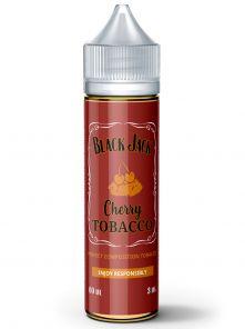 """Е-жидкость Black jack """"Cherry tobacco"""", 60 мл."""