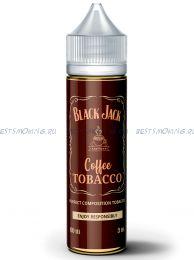 "Е-жидкость Black jack ""Coffee tobacco"", 60 мл."