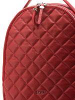 Бордовый кожаный рюкзак Palio 15027AR1