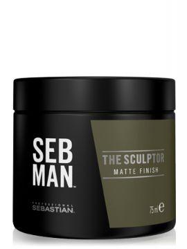 Sebman the sculptor минеральная глина для укладки волос