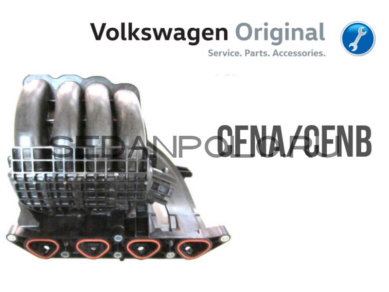 Впускной коллектор VAG CFNA/CFNB VAG 1.6