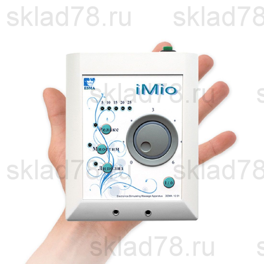 Миостимулятор ESMA 12.01 модель IMio