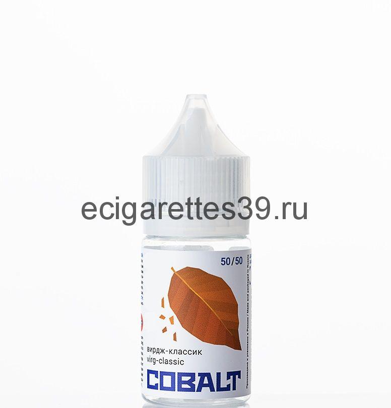 Жидкость Cobalt Вирдж - классик, 30 мл.