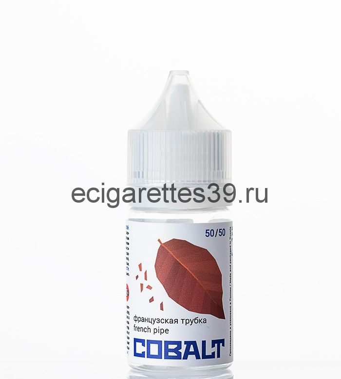Жидкость Cobalt Французская трубка, 30 мл.