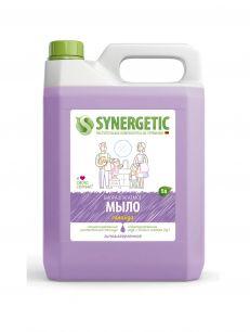 """Мыло жидкое биоразлагаемое для мытья рук и тела """"Лаванда""""  5 л"""