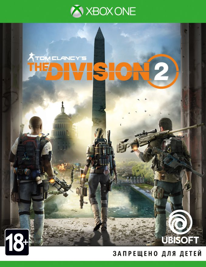 Игра Tom Clancy's The Division 2 (Xbox One)