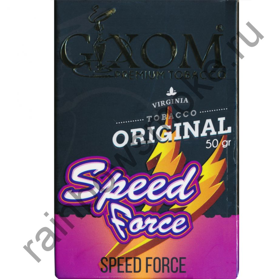 Gixom Original series 50 гр - Speed Force (Спид Форс)