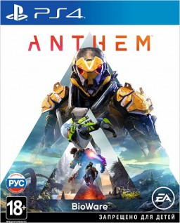 Игра Anthem Limited Steelbook Edition (PS4)