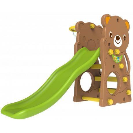 "Toy Monarch Игровая горка ""Мишка"" 160"