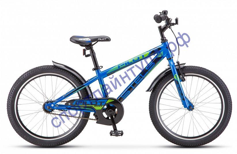 """Детский велосипед STELS Pilot-200 Gent 20"""" Z010"""