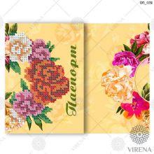 ОП_031 Virena. Обложка на Паспорт (набор 425 рублей)