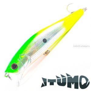 Воблер Itumo Dron 110F 110 мм / 19,2 гр / Заглубление: 0 - 0,3 м / цвет: 26
