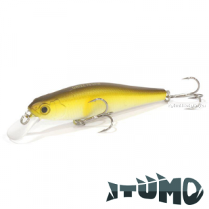 Воблер Itumo Grizz 75SPM 75 мм / 6,9 гр /Заглубление: 0 - 1 м / цвет: 18