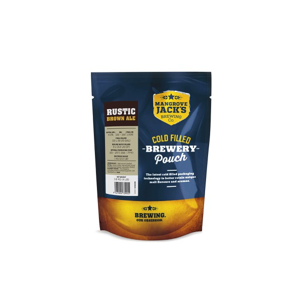 Mangrove Jack's Brown Ale Pouch (1,8 кг)