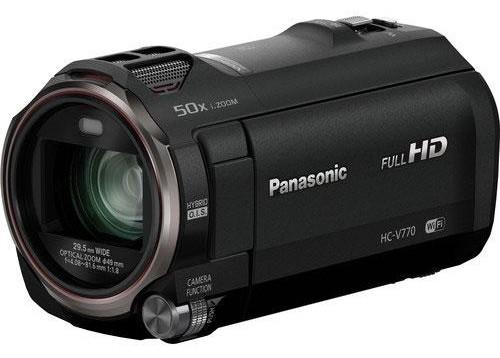 Panasonic HC-V770EE-K (PCT)