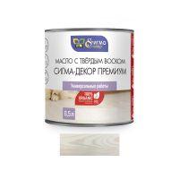 Сигма-Декор Премиум, белый, 0.5 л