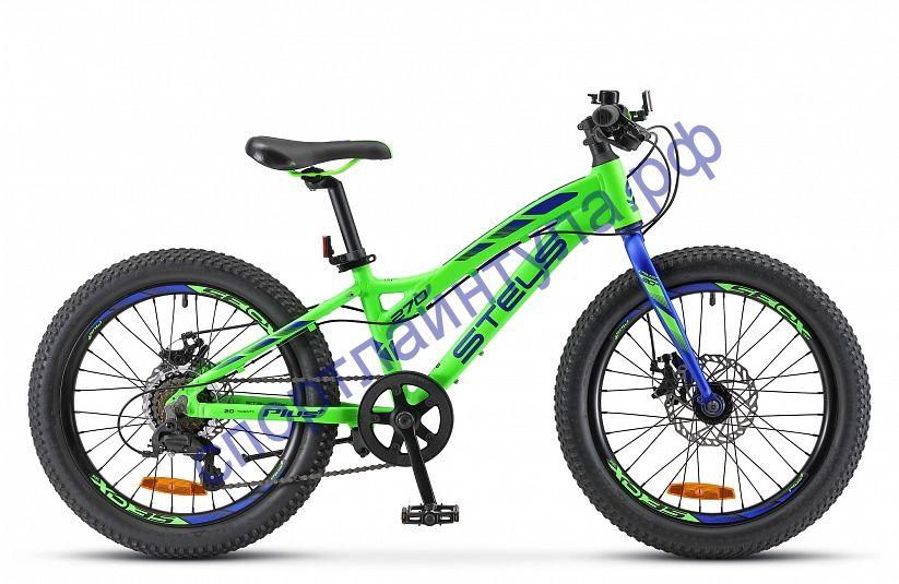 """Подростковый велосипед  Pilot-270 MD 20""""+ V010"""