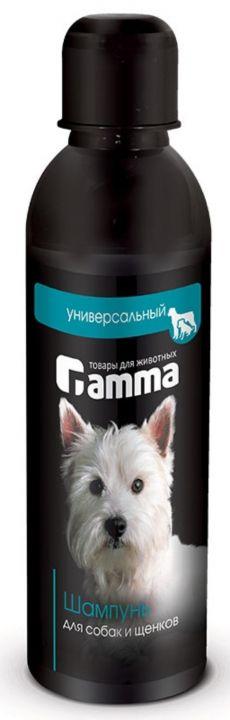 Шампунь Гамма 250мл дсобак и щенков Универсальный