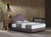 Кровать KATRINA SK18 160*200 светло-сиреневый (001-10) с/осн
