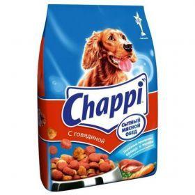 Чаппи 600г сухой говядина