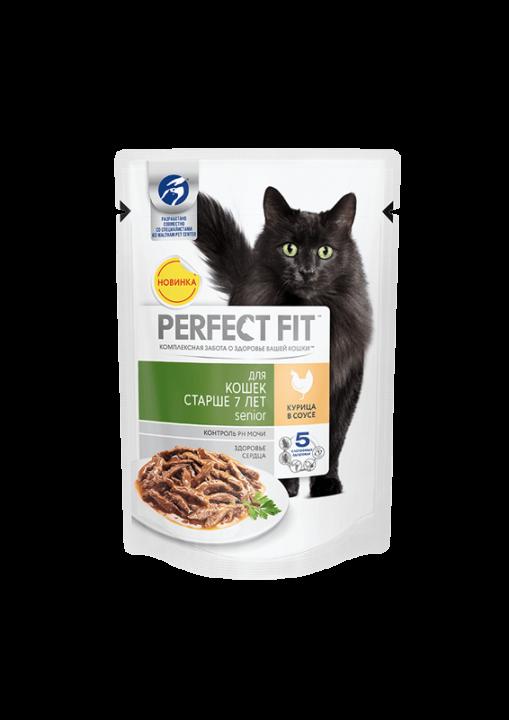 Перфект фит 85г для кошек старше 7 лет