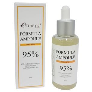FORMULA AMPOULE COLLAGEN Сыворотка для лица с коллагеном, 80 мл