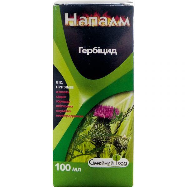 """""""Напалм"""" (100/300 мл/1 л) от """"Семейный Сад"""""""
