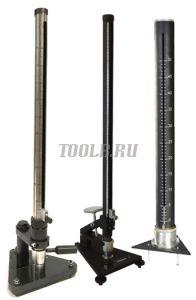 NOVOTEST УДАР 4765 тип У2М (с 6 грузами) - измеритель прочности покрытий при ударе