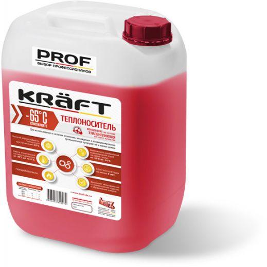 Теплоносители и промывки KRAFT
