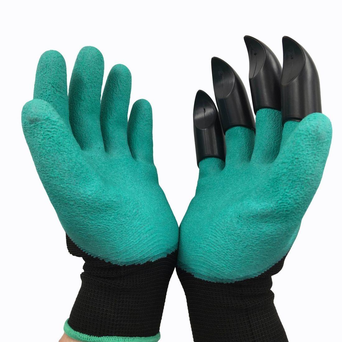 """Садовые перчатки """"Garden Genie Gloves"""""""