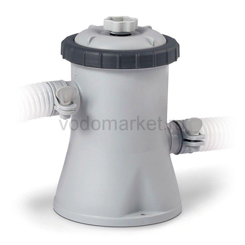 Фильтр-насос для бассейна Intex, картриджный 1250 л/ч (28602)