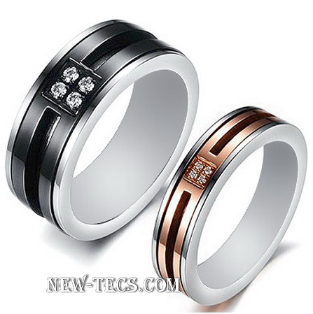 Обручальные кольца 370ST001NT-M