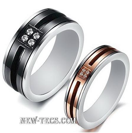 Парные кольца 07-370ST001