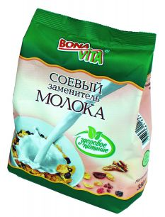 """Диадар"" Заменитель молока ""Bona Vita"" Сухой соевый 350 г."