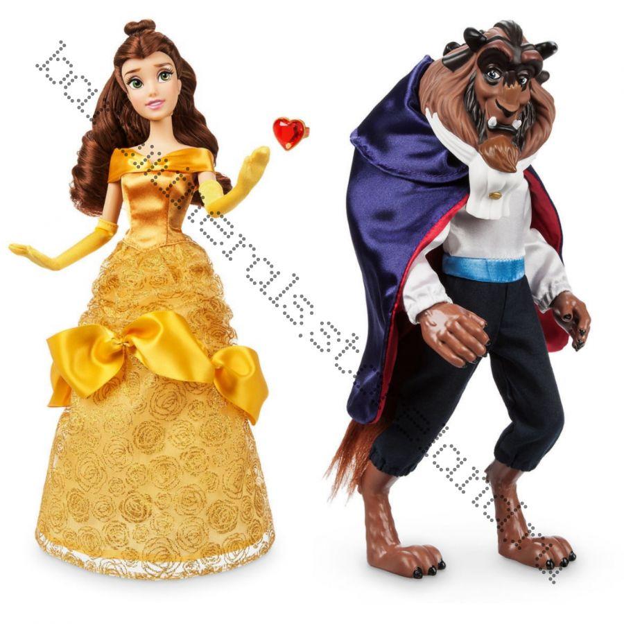 кукла Бель  с принцем