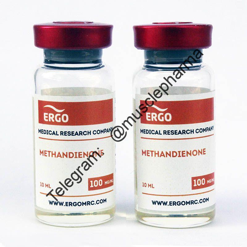 METHADIENONE (ERGO). 1 флакон * 10 мл. (100 мг / мл)