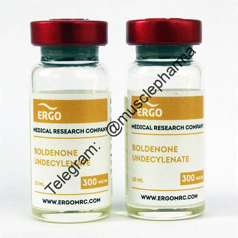 BOLDENONE UNDECYLENATE (ERGO). 1 флакон * 10 мл. (300 мг / мл)