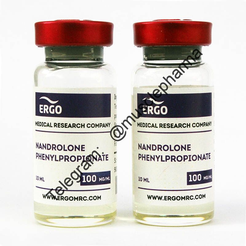NANDROLONE PHENYLPROPIONATE (ERGO). 1 флакон * 10 мл.