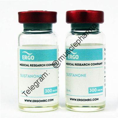 SUSTANONE (ERGO). 1 флакон * 10 мл. (300 мг / мл)