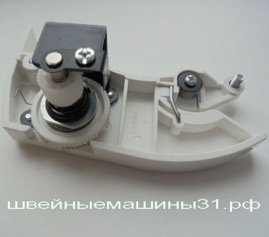 Регулятор натяжения верхней нити JANOME белый цвет.     цена 600 руб.