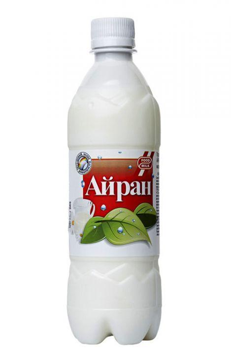 Напиток Фуд Милк Айран 0,5л.