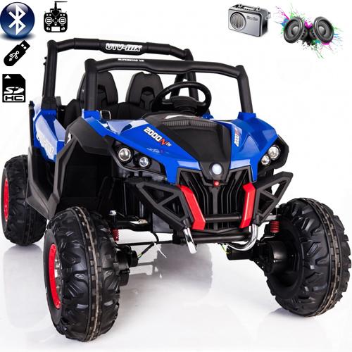 Полноприводный электромобиль Blue utv-mx Buggy