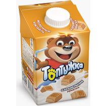 Коктейль молочный Топтыжка карамельная ириска 3,2% 500г Ижевск