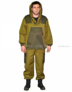 Костюм противоэнцефалитный Prival куртка/брюки (Артикул: OPR002-01)