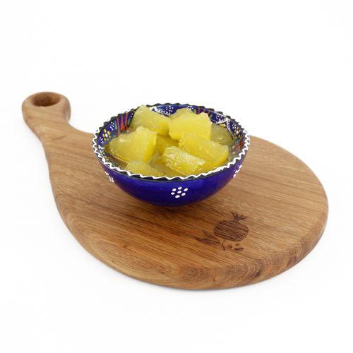Ananas mürəbbəsi 0.5 kg (banka)